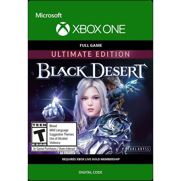 Black Desert Ultimate Edition
