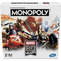 Deals on Monopoly Marvel 80 Years Edition Board Game
