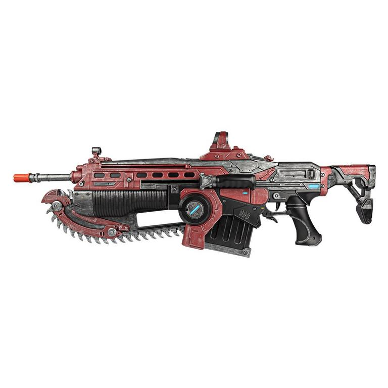 Gears 5 Crimson Lancer MK3 Weapon Replica