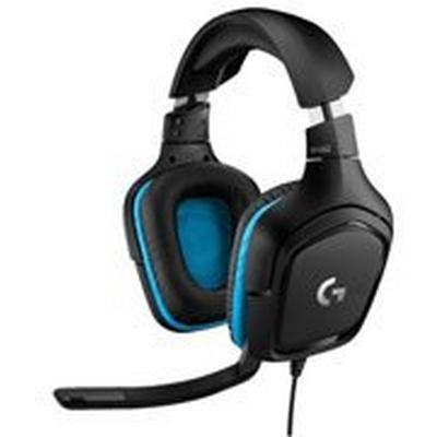 G432 Wired Universal Gaming Headset