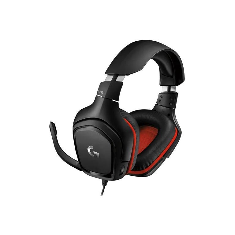 G332 Wired Gaming Headset