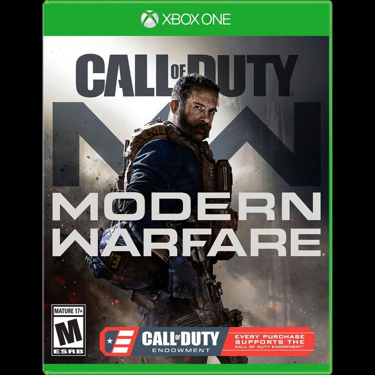 Call Of Duty Modern Warfare C O D E Edition Only At Gamestop Xbox One Gamestop