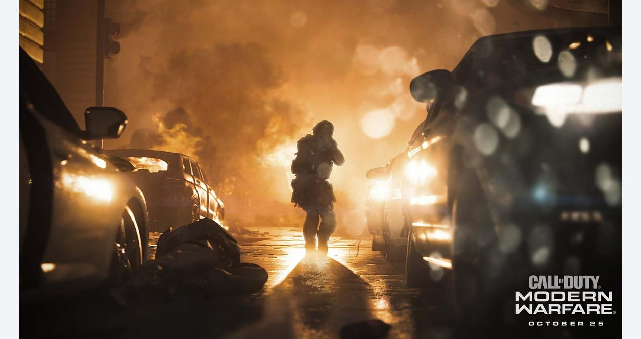 Call of Duty: Modern Warfare C.O.D.E Edition