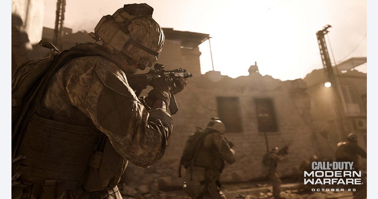 Call of Duty: Modern Warfare C.O.D.E Precision Edition - Only at GameStop