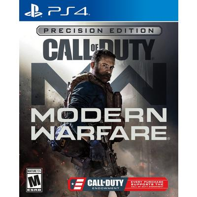 Call of Duty: Modern Warfare C.O.D.E Precision Edition - Only at GameStop
