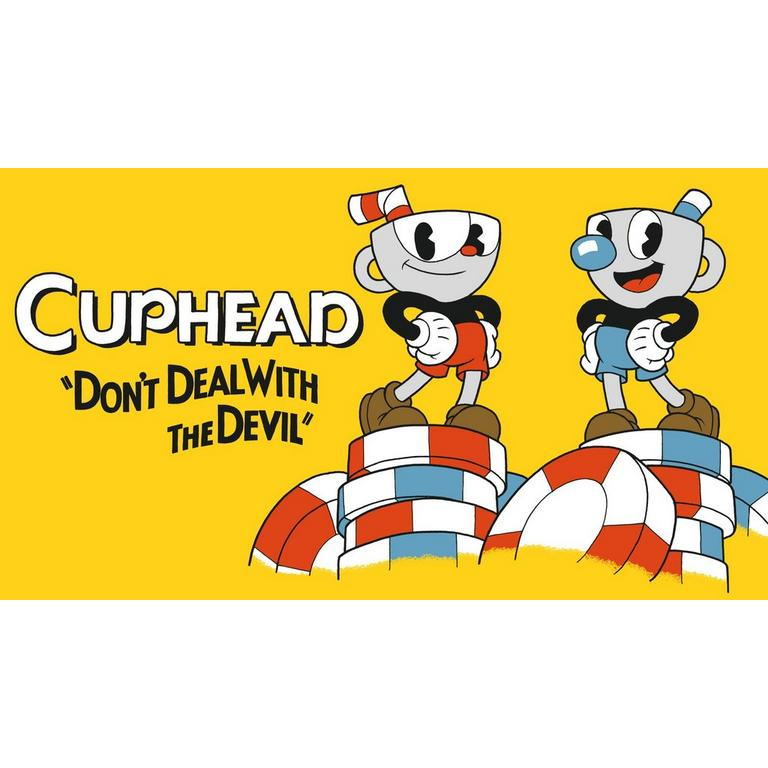 Digital Cuphead Nintendo Switch Download Now At GameStop.com!