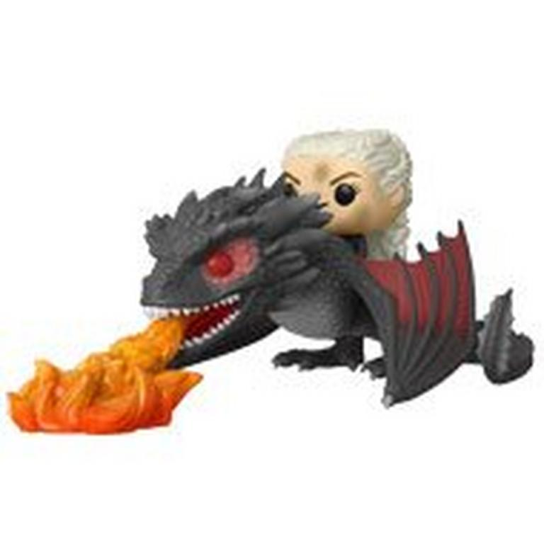 POP! Rides: Game of Thrones Daenerys on Fiery Drogon