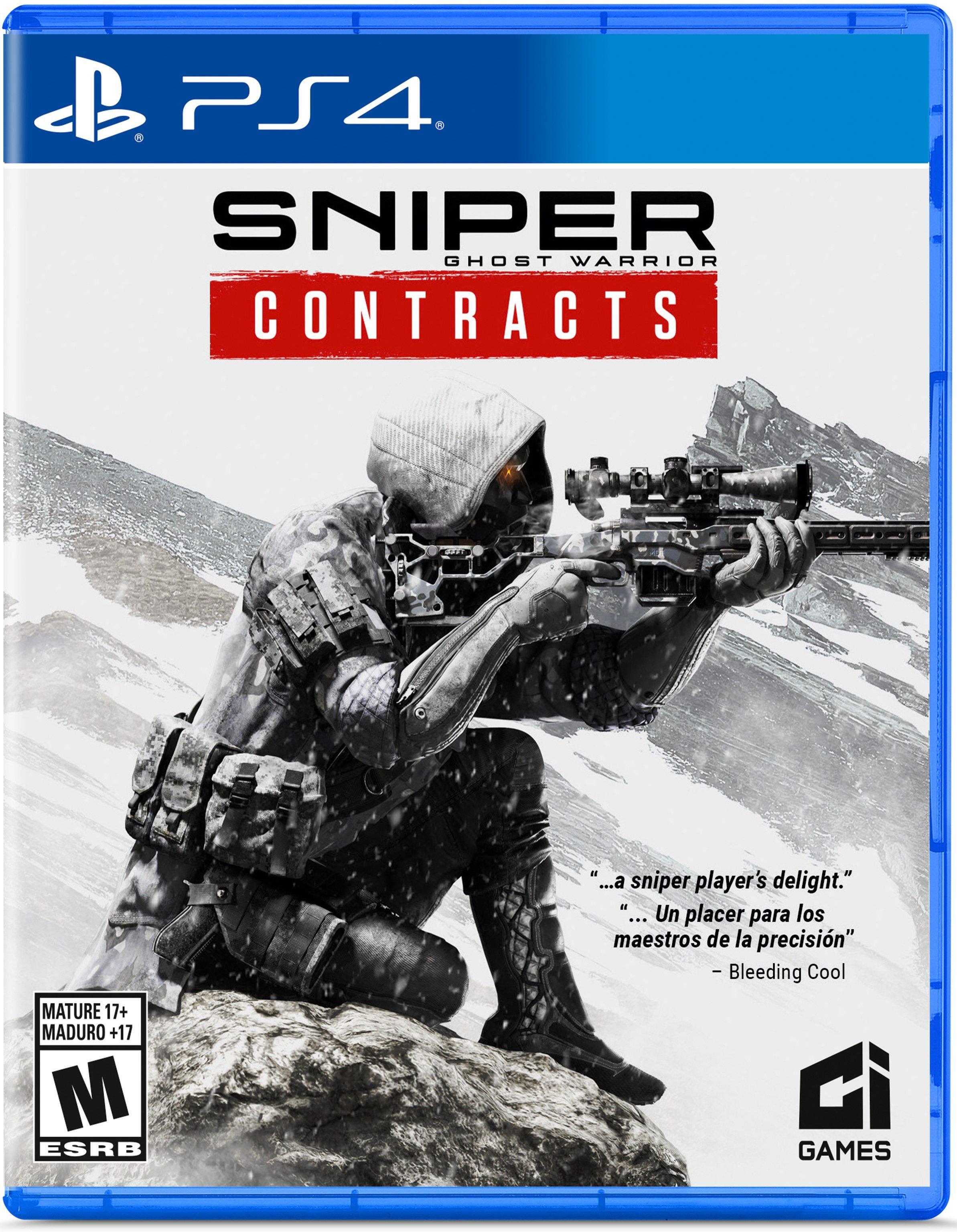 Sniper Ghost Warrior Contracts Playstation 4 Gamestop