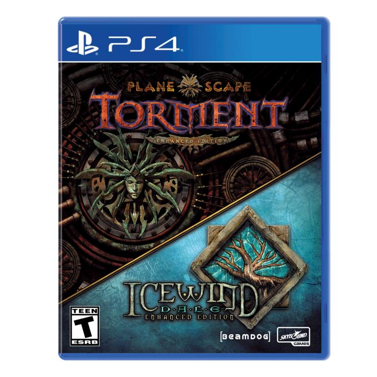 Planescape Torment and Icewind Enhanced Edition