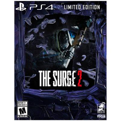 The Surge 2 Limited Edition Only at GameStop
