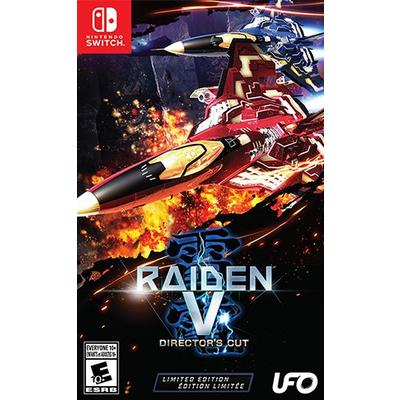 Raiden V Director's Cut Limted Edition