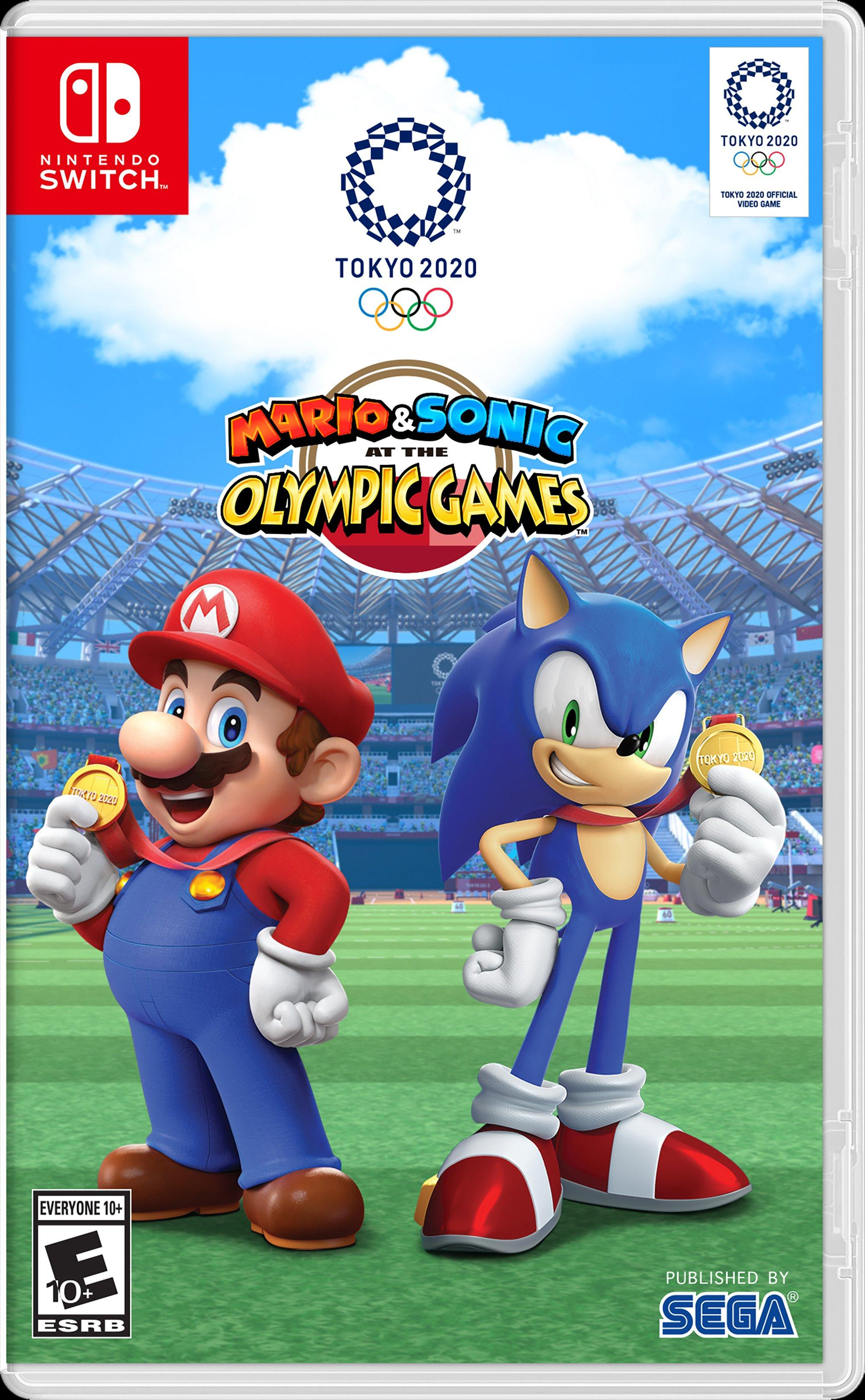 Mario and Sonic at the Olympic Games: Tokyo 2020 | Nintendo Switch |  GameStop