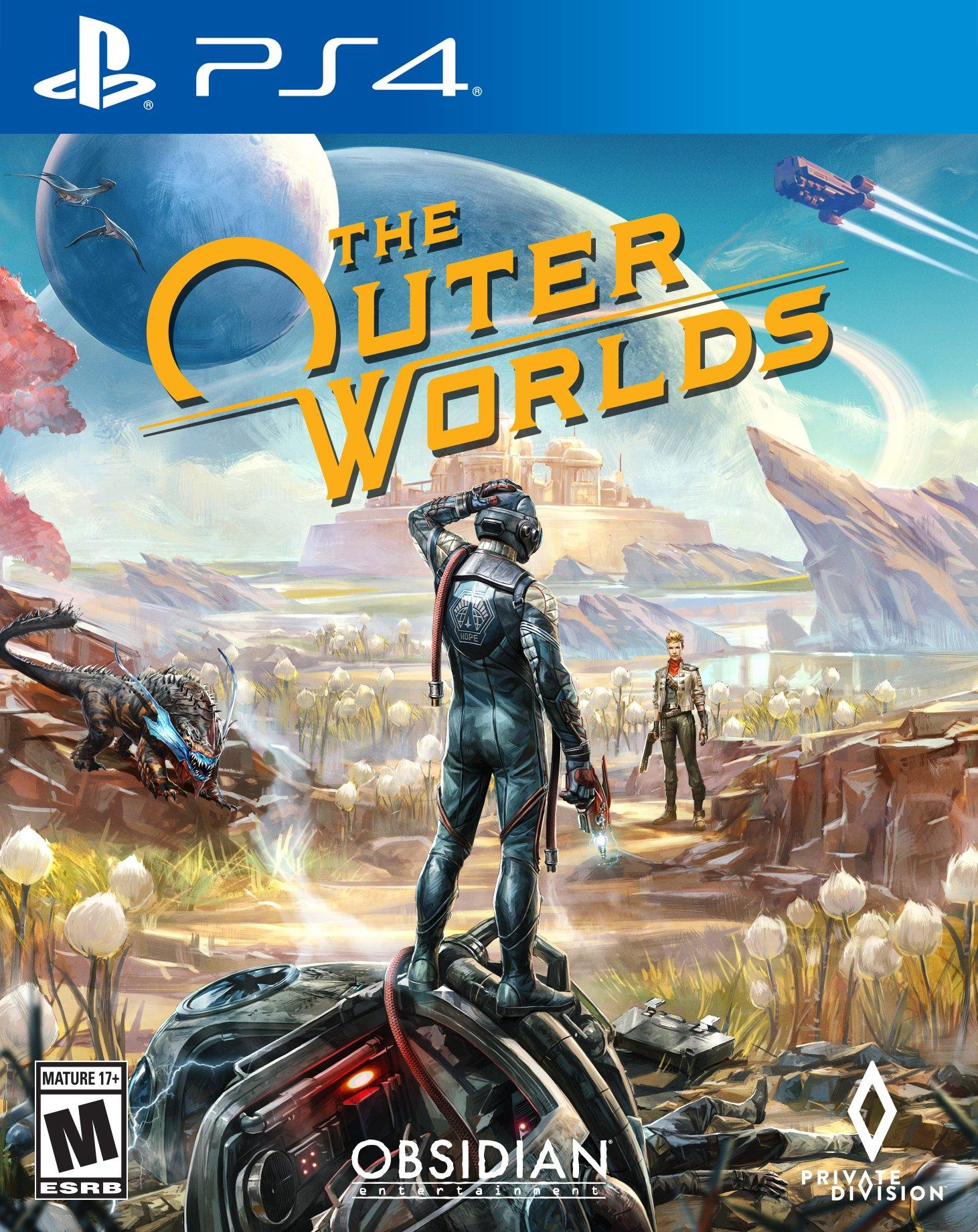 The Outer Worlds | PlayStation 4 | GameStop