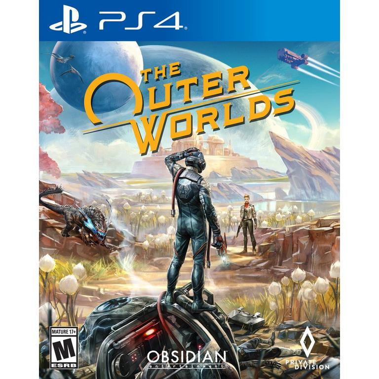 Image result for the outer worlds""