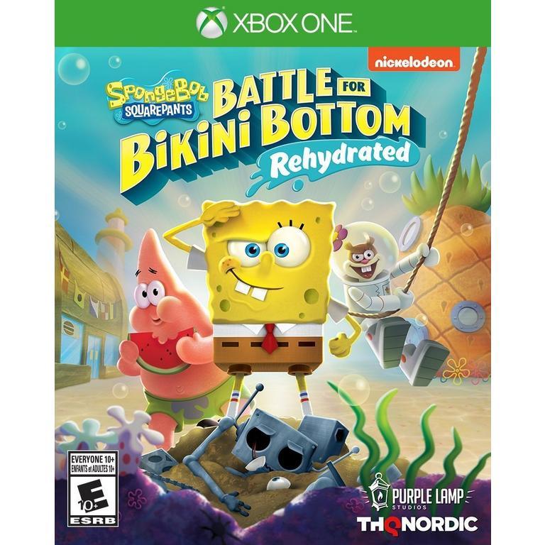 SpongeBob SquarePants: Battle for Bikini Bottom Rehydrated