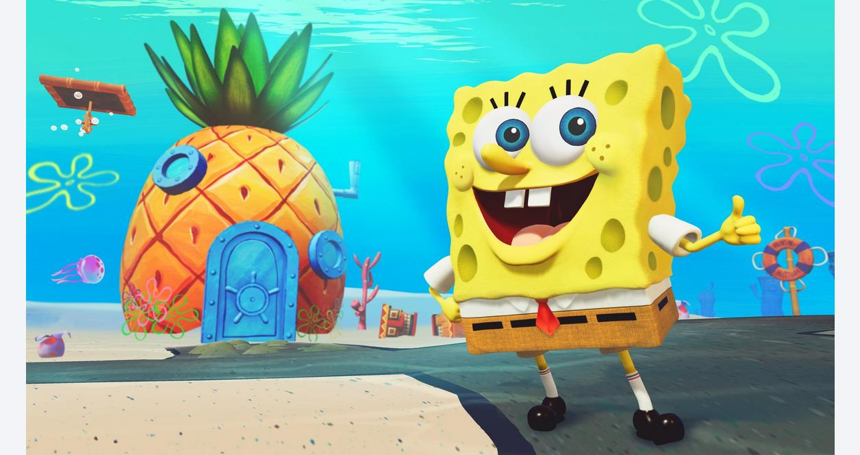 SpongeBob SquarePants: Battle for Bikini Bottom Rehydrated Shiny Edition