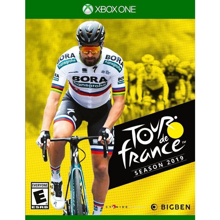 Tour de France Season 2019