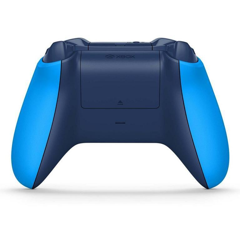 Microsoft Xbox One Deep Blue Wireless Controller