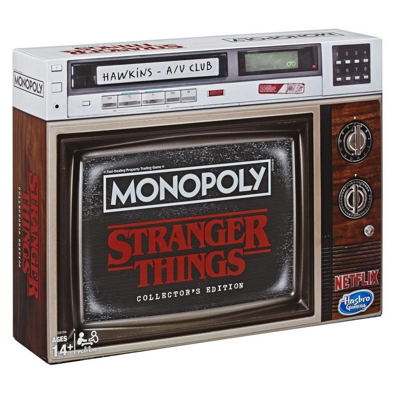 Monopoly: Stranger Things Collector's Edition