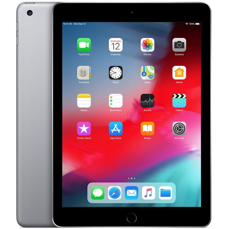 iPad Gen 6 128GB Wi-Fi GameStop Premium Refurbished