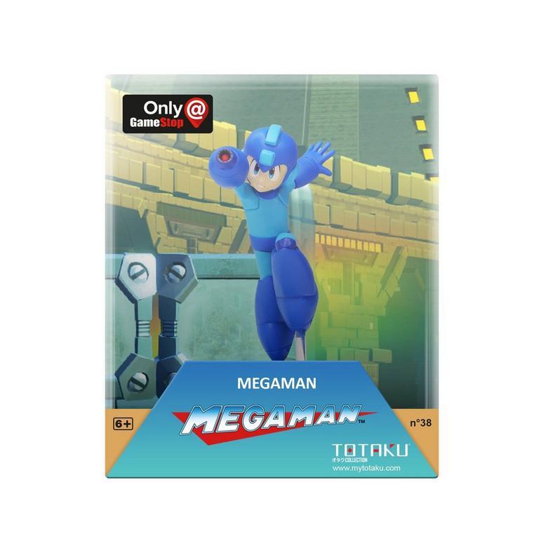 Mega Man TOTAKU Collection Figure Only at GameStop