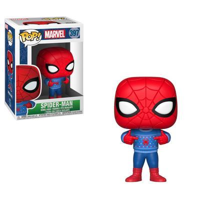 POP! Marvel: Holiday Spider-Man