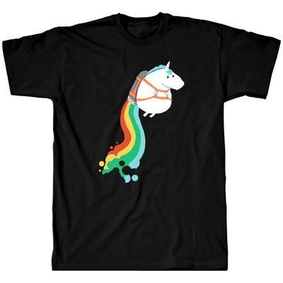Unicorn Rainbow T-Shirt