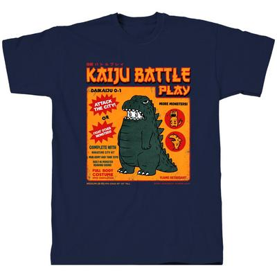 Kaiju Battle Play T-Shirt
