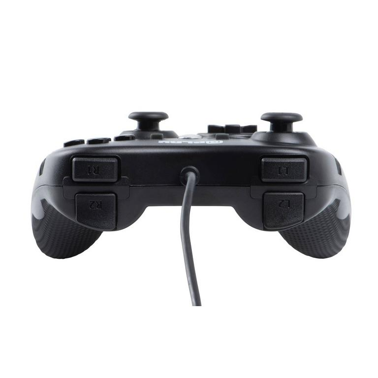 New Black Wired Controller for PlayStation 3