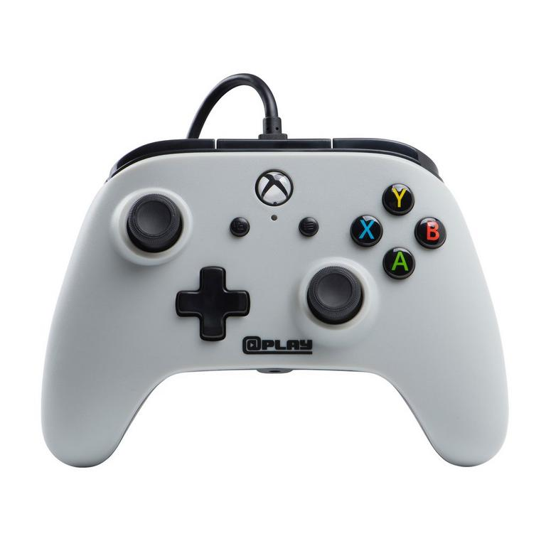 New Gray Wired Controller for Xbox One