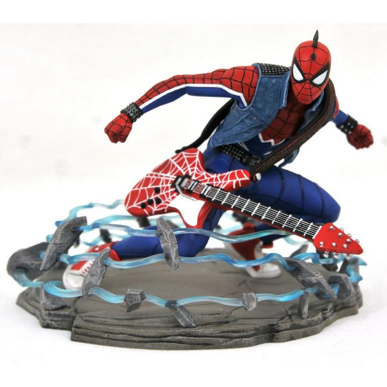 Marvel's Spider-Man Spider-Punk Marvel Video Game Gallery Statue Only at GameStop