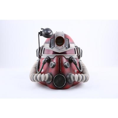 Fallout T-51 Power Armor Helmet Nuka Cola Edition Only at GameStop Refurbished