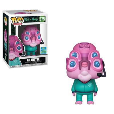 POP! Animation: Rick and Morty Glootie Summer Convention 2019 Only at GameStop