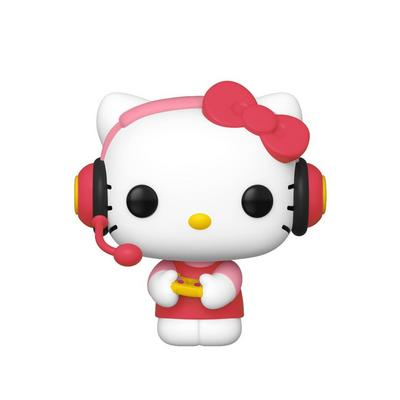 POP! Sanrio Hello Kitty: Gamer Hello Kitty Only at GameStop