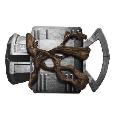 Avengers: Endgame Stormbreaker Sculpted Mug