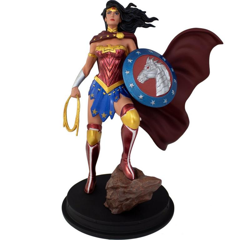 Wonder Woman DC Heroes Collection Statue Only at GameStop