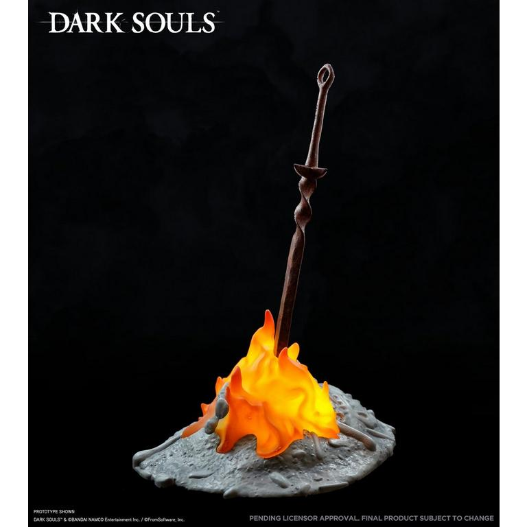 Dark Souls Bonfire LED Statue