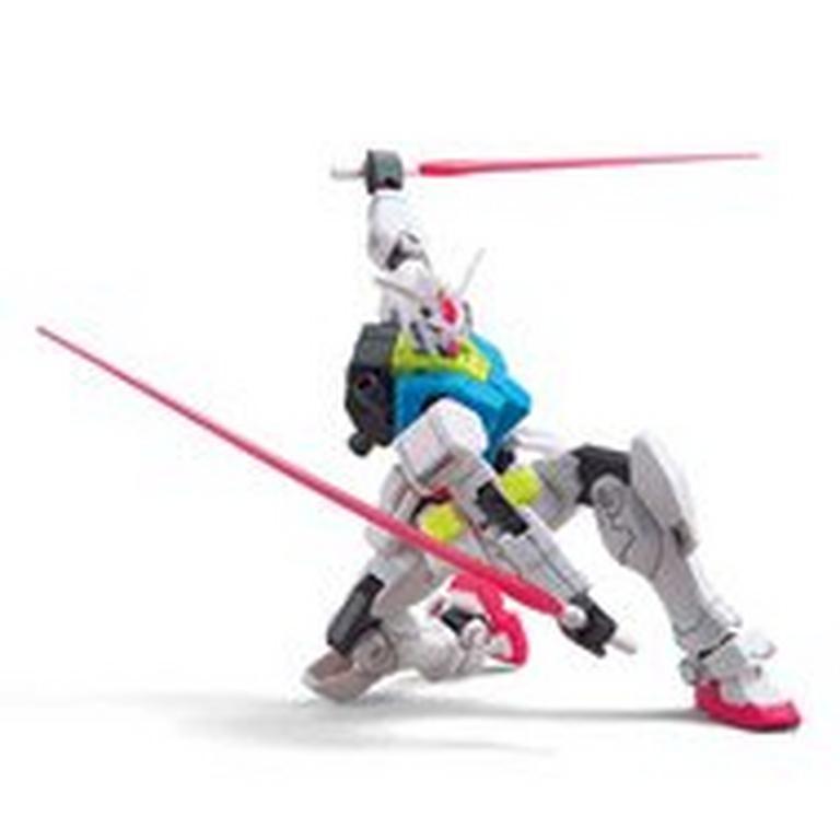 Mobile Suit Gundam GBN-Base Gundam High Grade Build Divers Model Kit