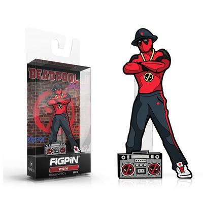 Deadpool 80's FiGPiN Mini