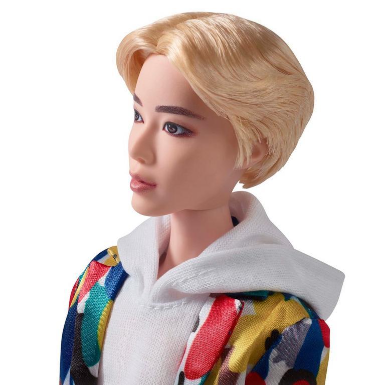 BTS Jin Core Fashion Doll