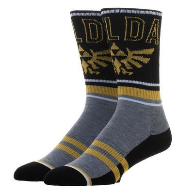 The Legend of Zelda Athletic Socks