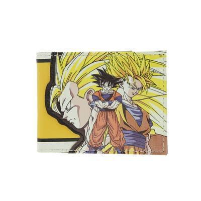 Dragon Ball Z Themed Bifold Wallet