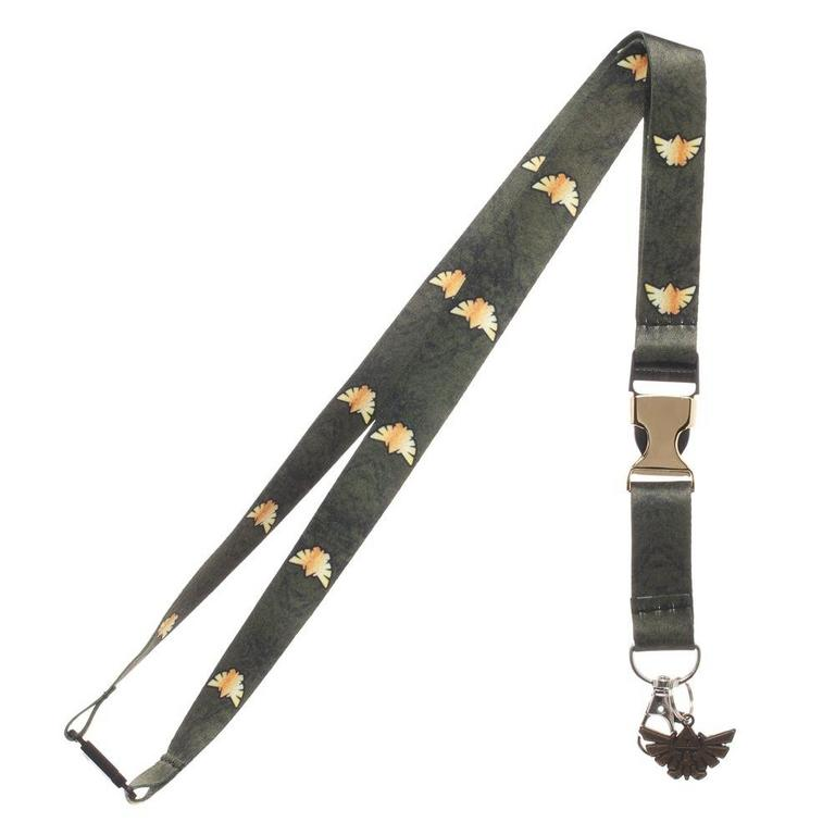 The Legend of Zelda Game Icon Variety Lanyard
