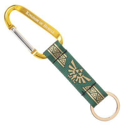 The Legend of Zelda Carabiner Keychain