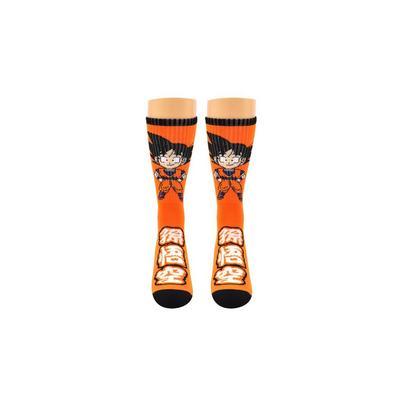 Dragon Ball Z Goku Athletic Crew Socks
