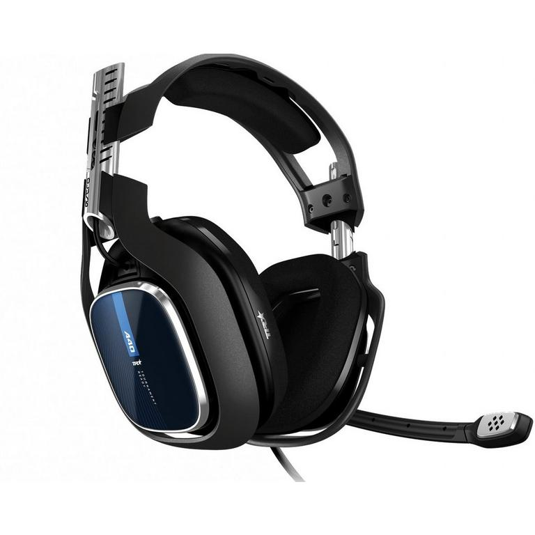 A40 TR Generation 4 Wired Gaming Headset for PlayStation 4