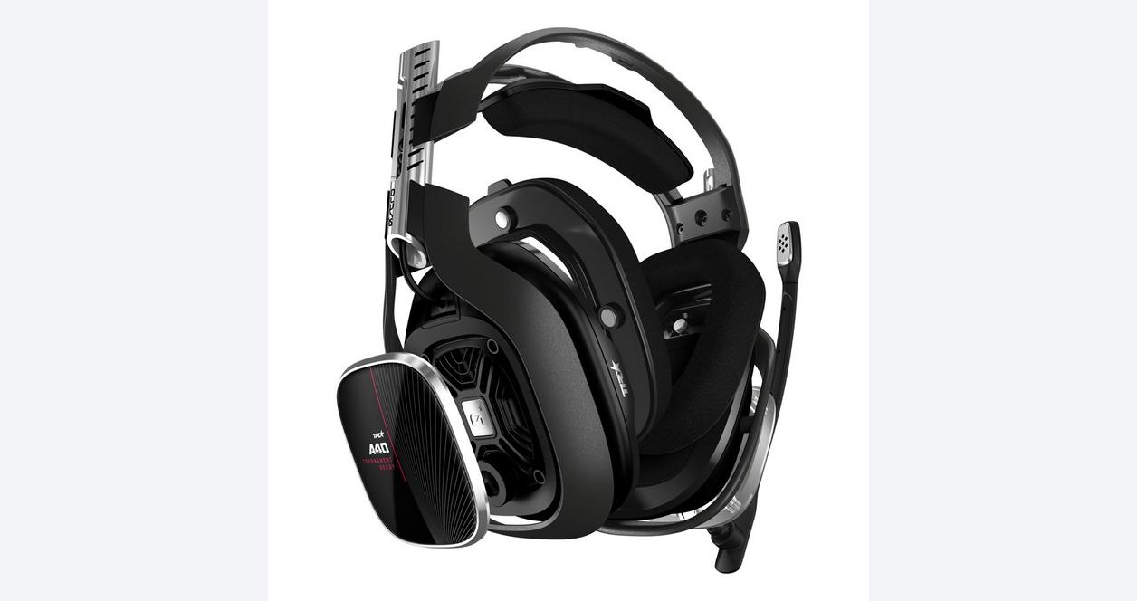 Xbox One A40 Tournament Ready Wired Headset and PRO Gen 2 MixAmp