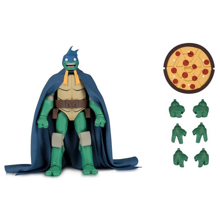 Batman VS. Teenage Mutant Ninja Turtles Mikey Action Figure Summer Convention 2019