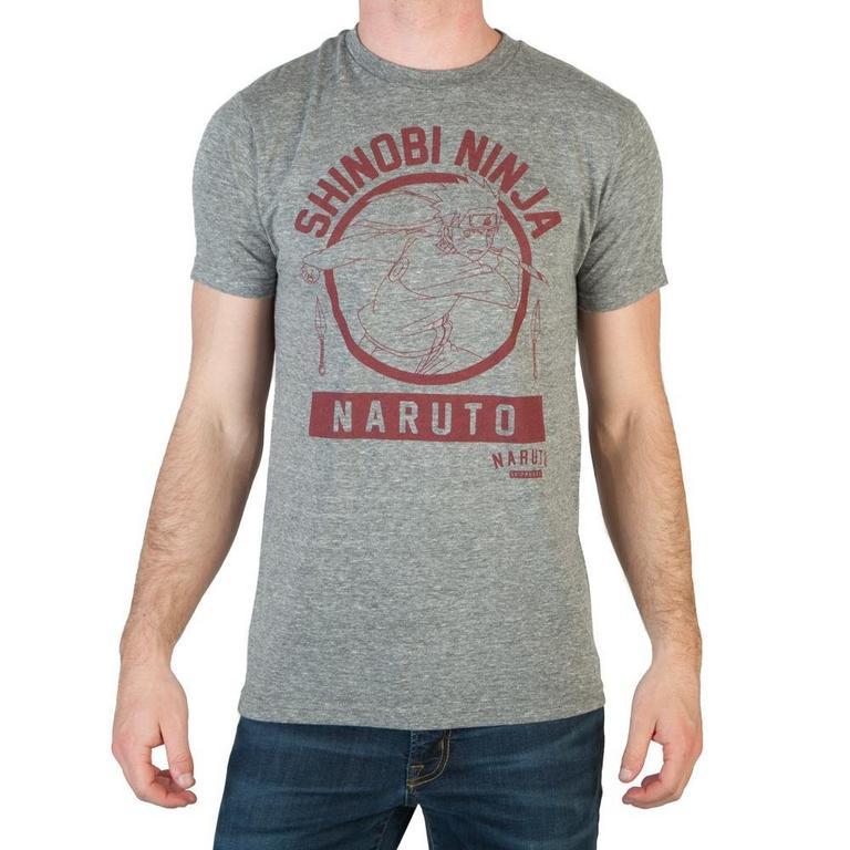 FREE SHIPPING NARUTO SHINOBI Pink Tee T-Shirt