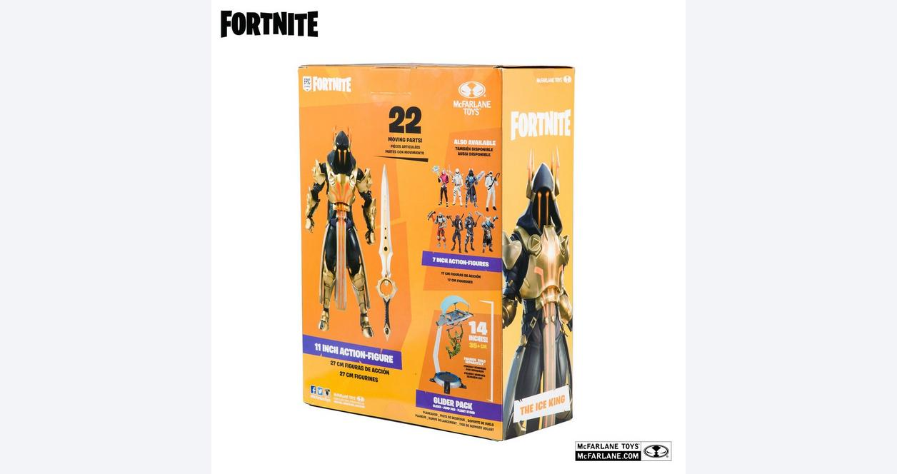 Fortnite The Ice King Premium Action Figure